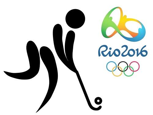 Field Hockey in Summer Olympics 2016 at Rio.