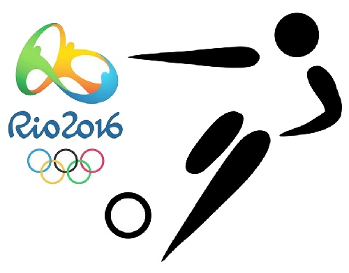 Football in Summer Olympics 2016 at Rio.