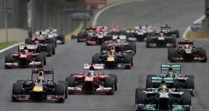 Formula 1 2016 Schedule