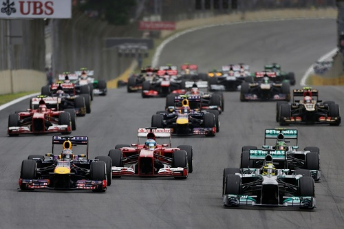 Formula 1 2016 Schedule, Dates, Circuit, Grand Prix.