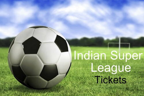 How to buy Indian Super League 2015 Tickets Online.