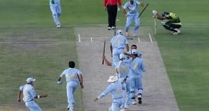 India vs Pakistan: ICC World T20 2007 Final Match Full Story