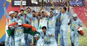 Indian Cricket Team at ICC World Twenty20