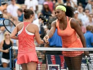 Roberta Vinci stuns Serena to enter US Open Final first time.