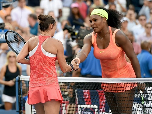 Roberta Vinci stuns Serena to enter US Open Final first time.