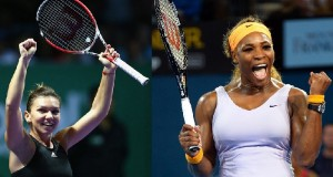 Serena Williams vs Simona Halep