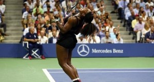 Serena beat Venus to enter in 2015 US Open Semi-Final