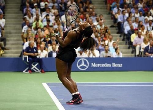 Serena beat Venus to enter in 2015 US Open Semi-Final.