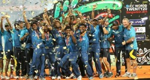 Sri Lanka Cricket Team at ICC World Twenty20