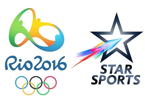 Star India acquired broadcasting rights of Rio 2016 Olympics.