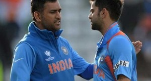 Dhoni left Captaincy to prepare Kohli for 2019 world cup