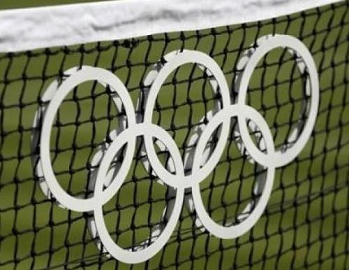 Tennis in Summer Olympics 2016 at Rio.