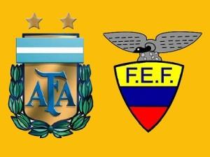 Argentina vs Ecuador Head to Head.