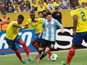 Argentina vs Ecuador Live Streaming 2018 world cup qualifying.