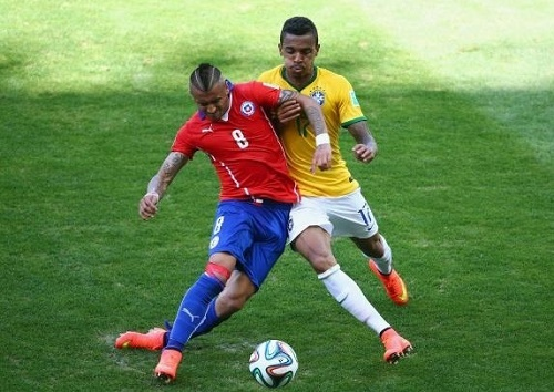 Chile vs Brazil Live streaming, telecast world cup 2018 qualifier.