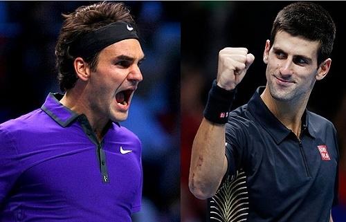 Djokovic eyeing to break Federer's Grand Slams Record.