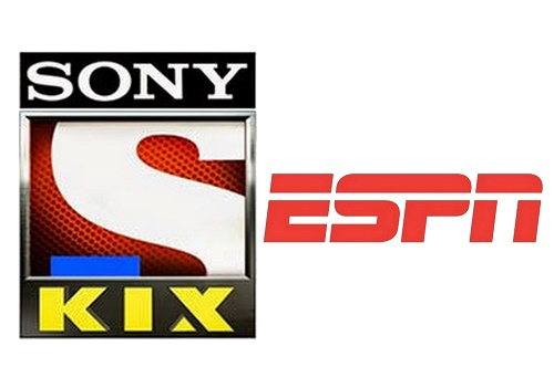 ESPN partners with MSM to launch new sports channel in India.
