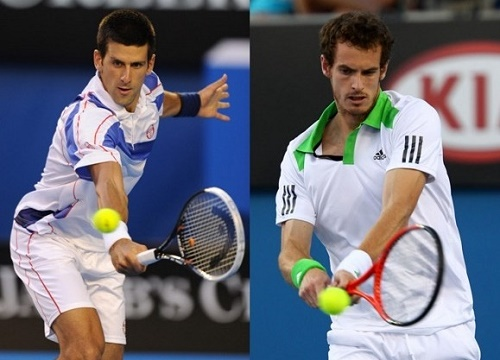 Novak Djokovic vs Andy Murray Rivalry.