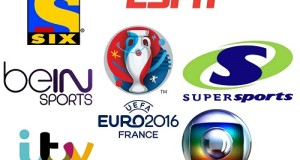UEFA Euro 2016 Broadcasters, TV Channels List