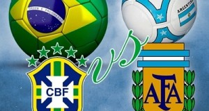 2018 FIFA wc qualifying Argentina vs Brazil Preview, prediction