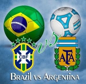 2018 FIFA wc qualifying Argentina vs Brazil Preview, prediction.
