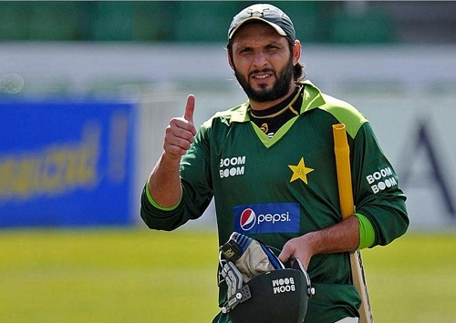 Afridi says, Pakistan ready to play in India but need written guarantees.