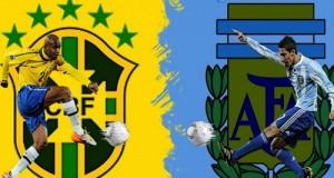 Argentina vs Brazil Live Stream, telecast online 13 November 2015