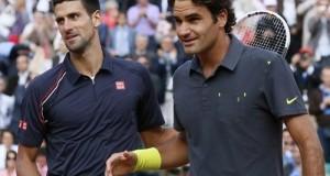 Djokovic, Federer in same group at 2015 ATP World Tour Finals