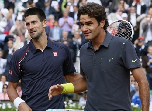 Djokovic, Federer in same group at 2015 ATP World Tour Finals.