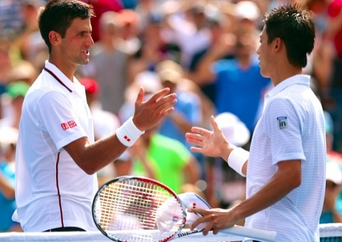 Djokovic vs Nishikori Live Streaming 2015 ATP world tour finals.