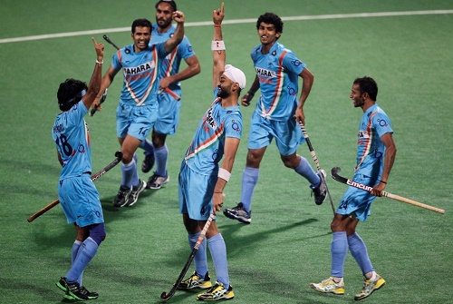 India vs Argentina Live Streaming hockey world league final 2015.