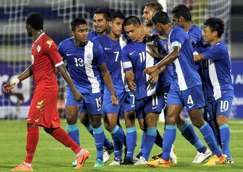 India vs Guam Live Streaming, Telecast 2018 FIFA wc qualifiers.