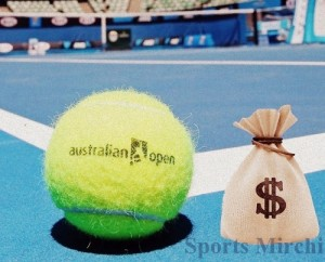 Australian Open 2016 Prize Money hike at 10 percent.
