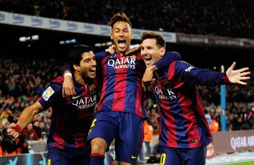 Barcelona named 23-man squad for Club World Cup 2015.