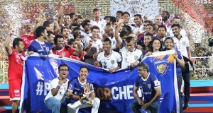 Chennaiyin beat Goa to win Indian Super League 2015