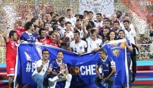 Chennaiyin beat Goa to win Indian Super League 2015.