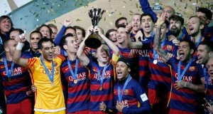Barcelona beat River Plate to win 3rd FIFA Club World Cup