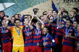 FC Barcelona won 2015 FIFA Club World Cup in Japan.