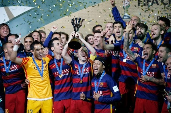 FC Barcelona won 2015 FIFA Club World Cup in Japan.