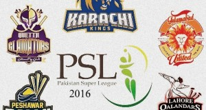 HBL PSL 2016 All Teams Squad, players list