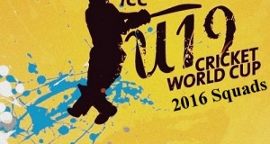 ICC Under-19 Cricket World Cup 2016 Squads, Players List