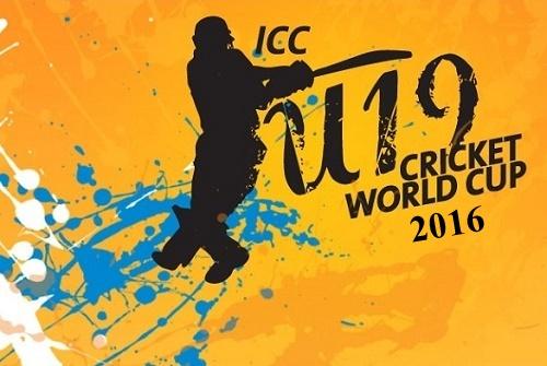 ICC declare U19 Cricket World Cup 2016 schedule.