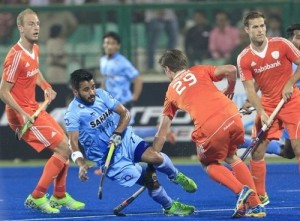 India beat Netherlands in penalties to claim Bronze at HWL 2015.