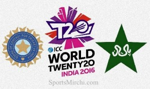 India to meet Pakistan in ICC World T20 2016 on 19 March.
