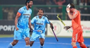 India beat Netherlands in penalties to claim Bronze at HWL 2015