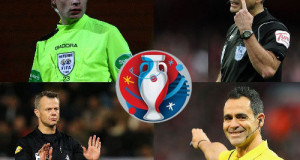 UEFA announced List of Referees for Euro 2016