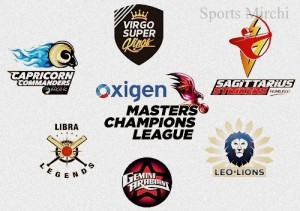 All 6 Masters Champions League Teams squad for MCL 2016.