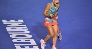 Angelique Kerber beat Serena to win Australian Open 2016