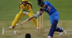 Australia vs India 2016 1st ODI Live Streaming, Score