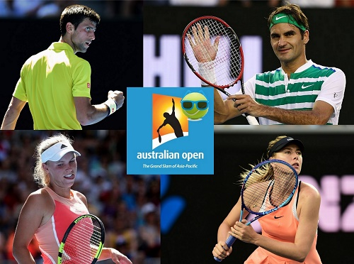 Australian Open 2016 Day-1 Wrap-up, Results.